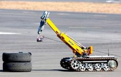 Varan robot
