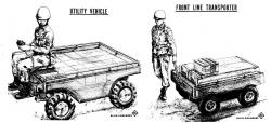 Vehicles of allis chalmers