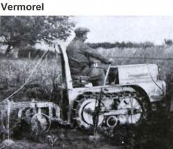 Vermorel tractor 1930
