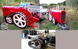 Vidal tractor 2