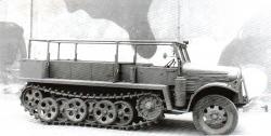 Volvo hbt artilleritraktor m 43