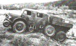 Volvo tvb 6x6 1940