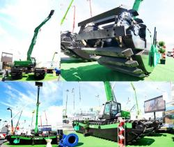 Waterking wk 150 ng a amphibious excavator 2