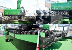 Waterking wk 150 ng a amphibious excavator 3