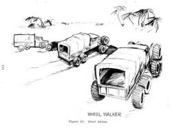 Wheel walker ralph mosher 1973