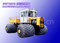 Wuhan swt5070 amphibian vehicle