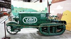 Yuba model 12 20 tractor 1920 heidrick ag musuem woodland ca