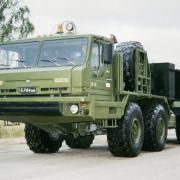 BAZ 6909, 8x8, 1992