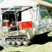 Catagator 8x8 ATV, 1966