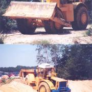 Caterpillar 988 wheeled dozer