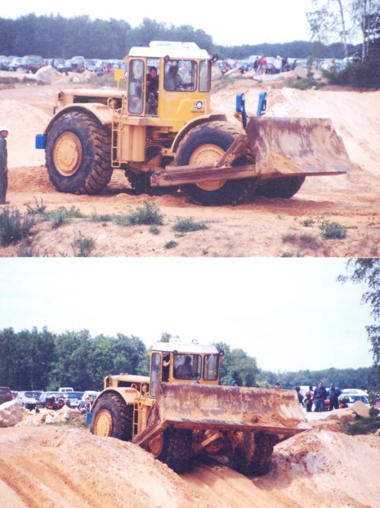 Caterpillar 988 wheeled dozer 2
