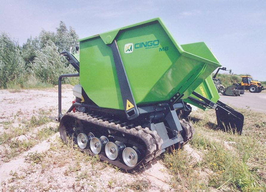 Cingo M8 Transporter