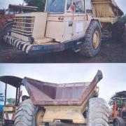 CMF D 101 dumper 3