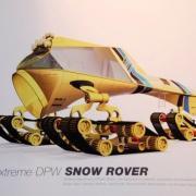 Extreme DPW Snow Rover