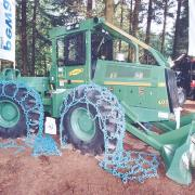 Franklin Skidder 3
