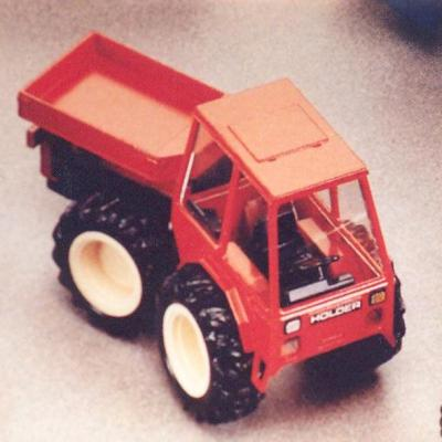 4X4  WHEELED ARTICULATED VEHICLES, LIGHT