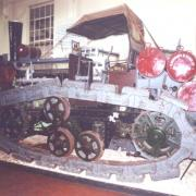 Hornsby Tractor