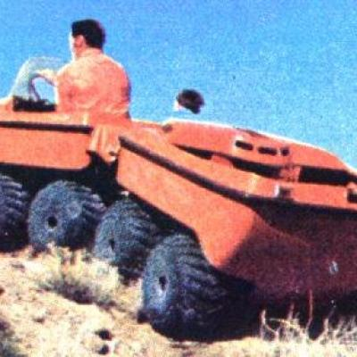 8x8 WHEELED ARTICULATED VEHICLES, LIGHT