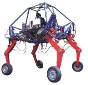 Alduro walking vehicle