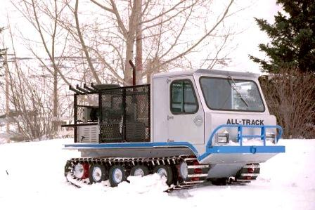 All-Track Service (1984) Ltd Model AT-2000