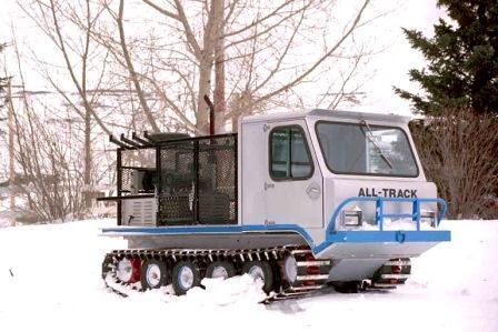 All-Track Service (1984) Ltd Model AT-2000