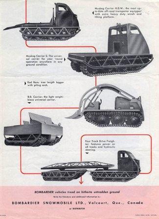 Bombardier Muskeg