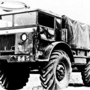 Chrysler T23, 4x4, 1946