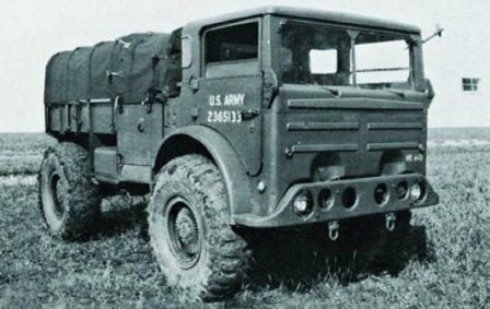Chrysler T53, 4x4, 1952