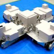 Cubic-R2 rescue Robot