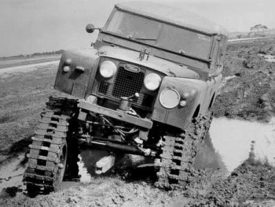 Cutbertson Land Rover