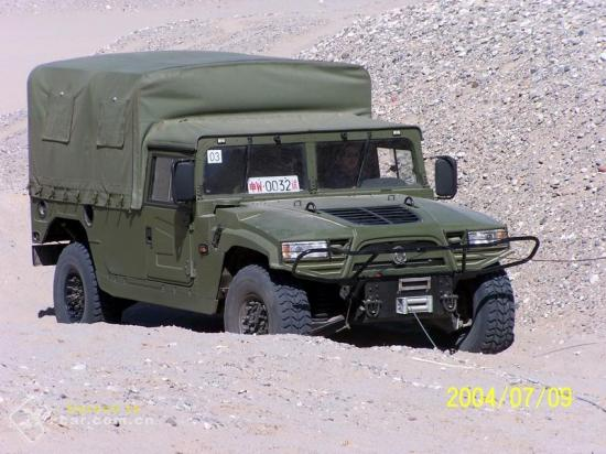 Dongfeng Motor Corporation 4x4 vehicle