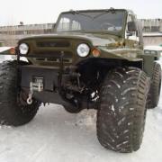 Gastroymashina SKB UAZ-469
