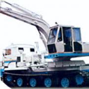 Gastroymashina VTT ZAO EOV-4221 excavator from Tver plant