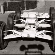 General Motors MTA 2 Lunar Rover