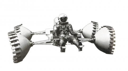Grumman LRV 1965