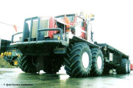 Kenworth C500 8x8