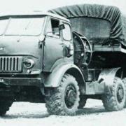 KrAZ-259B, 10x10, 1962