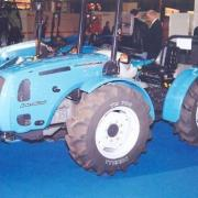 Landini Discovery articulated 4x4