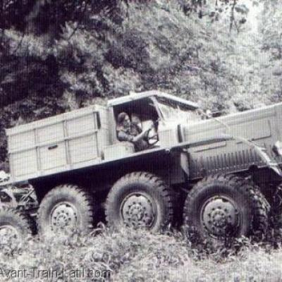 8X8 WHEELED RIGID VEHICLES, HEAVY