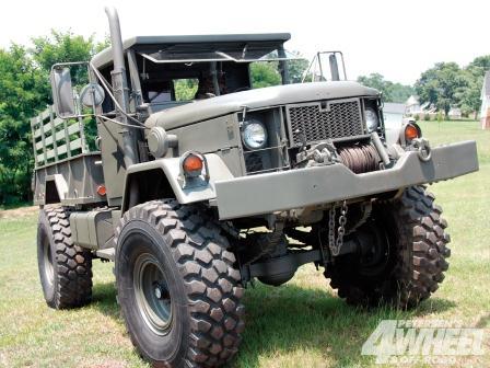M 109 AM General, 4x4, 1974