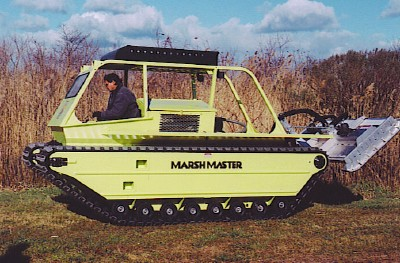 Marshmaster MM 1 Amphibious