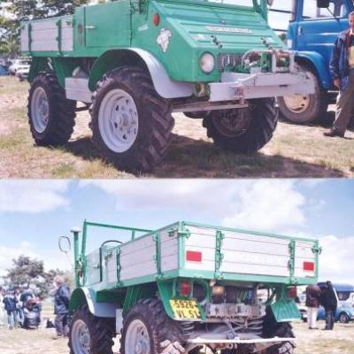 4X4 WHEELED RIGID VEHICLES, MEDIUM