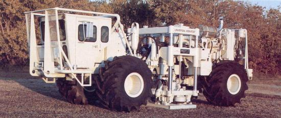 Mertz Seismic Vehicle M18-612