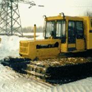 Motex tracked tractor-carrier SBTT4P