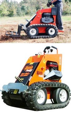 ProTrax tracked Compact Utility