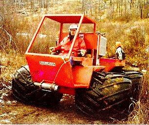 Rolligon Duster 4x4