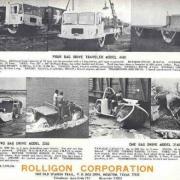 Rolligons model 4x4 4440, 2x2 2250, 2x1 2140