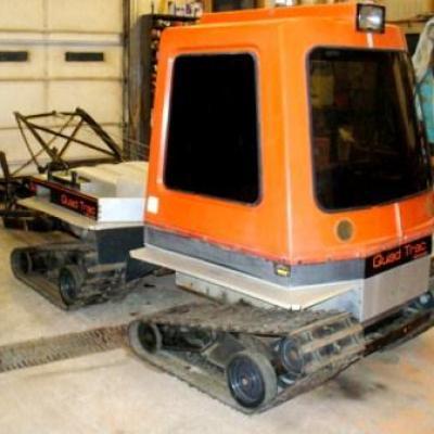 ARTICULATED TRACKED VEHICLES, LIGHT