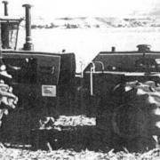 Steiger panther Twin ST650 of 1977