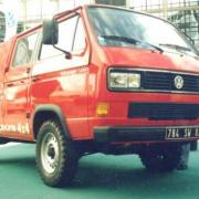 Syncro 4x4 Volkswagen